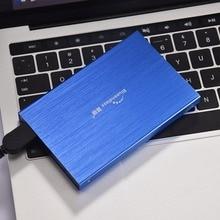 External hard drive font b disk b font 80GB USB2 0 2 5 HDD Externo Disco