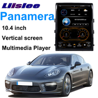 LiisLee Car Multimedia GPS Audio Hi Fi Radio Stereo For Porsche Panamera 970 2010~2016 Original PCM3.1 Style Navigation NAVI