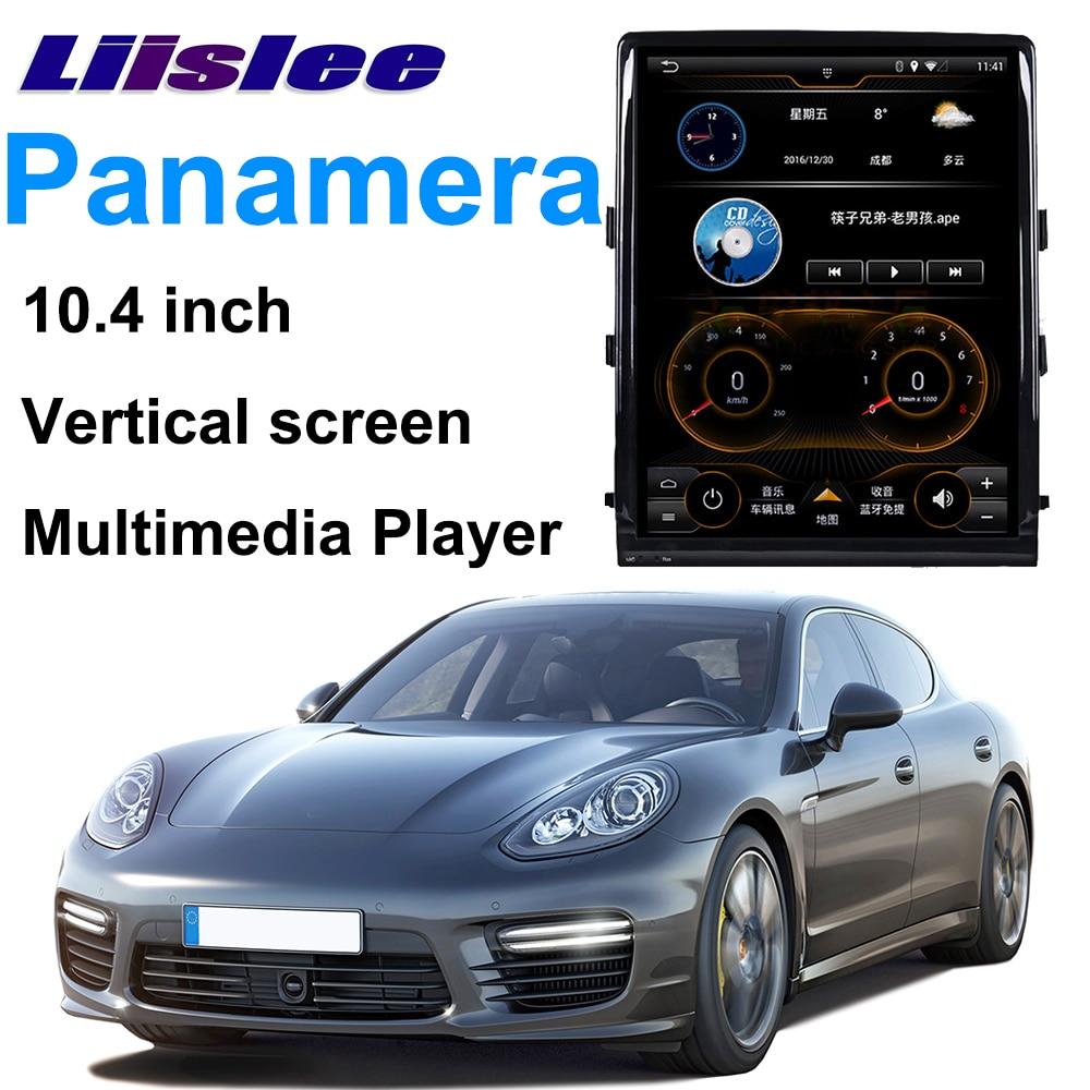 все цены на LiisLee Car Multimedia GPS Audio Hi-Fi Radio Stereo For Porsche Panamera 970 2010~2016 Original PCM3.1 Style Navigation NAVI онлайн