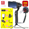 Zhiyun SMOOTH Q 3 Axis Handheld Gimbal Stabilizer For Smartphone Action Camera Phone Portable Sjcam Cam