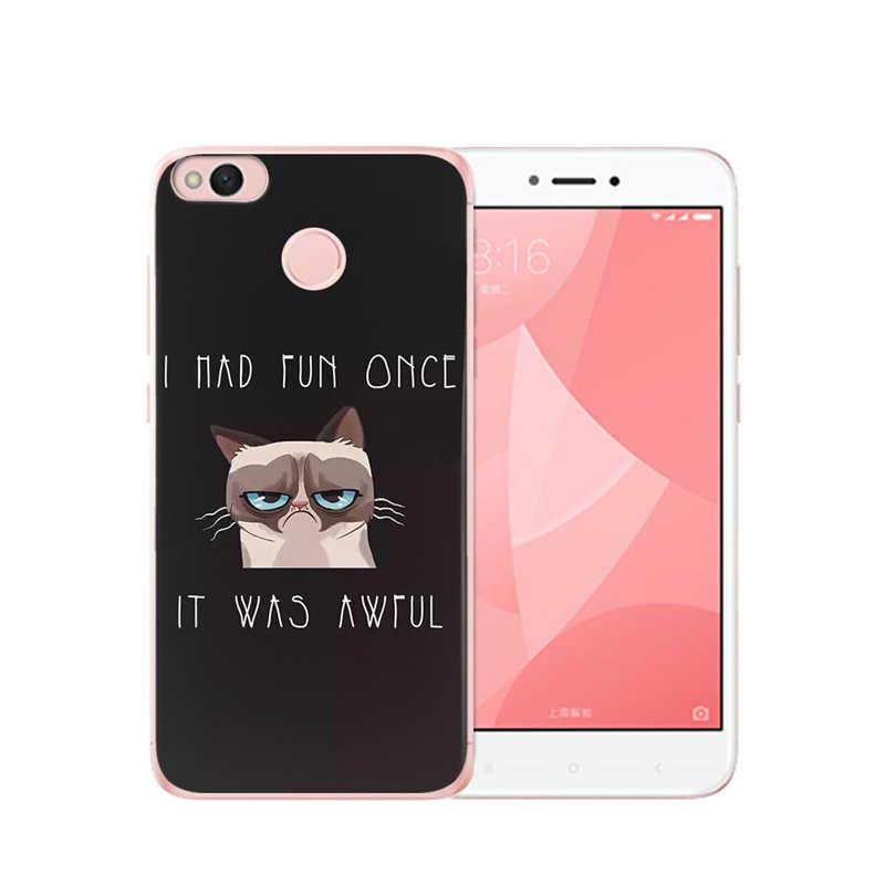 Telefon kılıfı kapak Xiaomi Redmi Için 4X 4A 5A 5 Artı Not 3 4 Başbakan 6 Pro 6A 7 marvel joker venom deadpool Lüks karikatür Coque