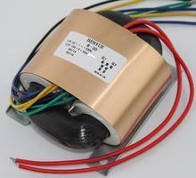 R Сердечника Трансформатора выход 15VAC-0-15VAC + 2 * 9В ПЕРЕМЕННОГО ТОКА для ЦАП плата декодера 40 Вт предусилитель усилитель