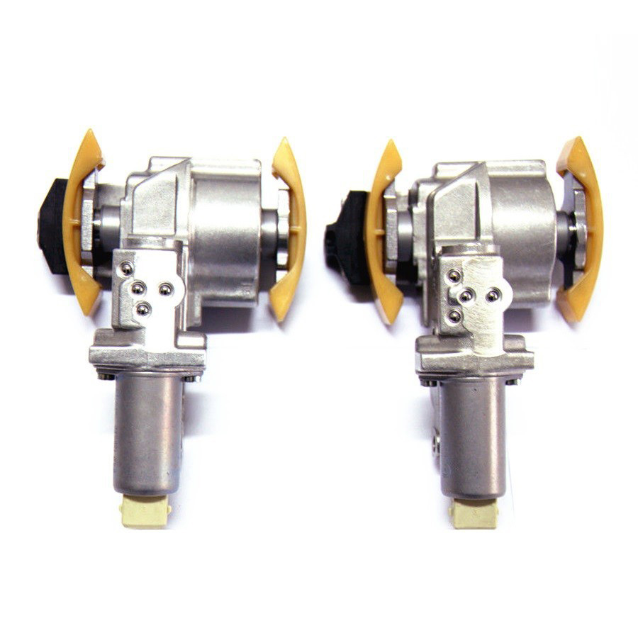 TUKE Genuine OEM Left And Right 2pieces Timing Chain Tensioner For A6 <font><b>A8</b></font> <font><b>4.2</b></font> V8 vW Touareg Phaeton 077 109 088 P 077 109 087 P image