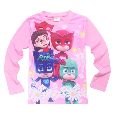 94f5fc8b0848d EMS DHL Free shipping 2017 New Clothing Boys Girls T shirt Long Sleeves  Spring Autumn Children Sweater Wholesale-in T-Shirts from Mother & Kids on  ...
