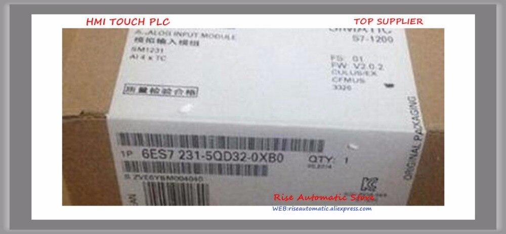 6ES7231-5QD32-0XB0 S7-1200 Original ANALOG INPUT Module SM 1231 TC 4 AI 6ES7 231-5QD32-0XB0 6ES72315QD320XB06ES7231-5QD32-0XB0 S7-1200 Original ANALOG INPUT Module SM 1231 TC 4 AI 6ES7 231-5QD32-0XB0 6ES72315QD320XB0