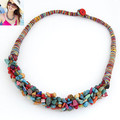 boho chic maxi colar longos neckless women collier femme necklaces LN133