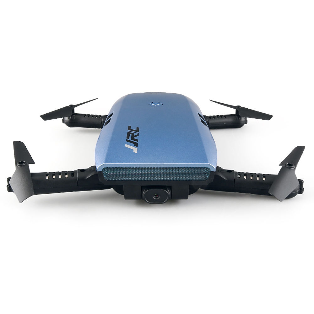 JJRC H47 ELFIE Plus Mini Selfie Drone with Camera HD 720P WIFI FPV Gravity Sensor Altitude Hold Foldable Quadcopter VS H37 Mini