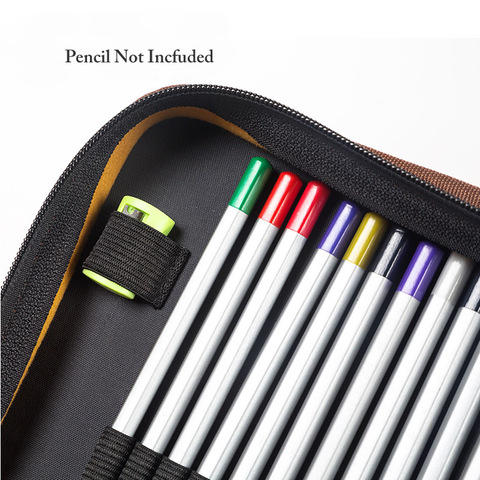 lapis para lapis colorido caneta gel caso da arte suprimentos