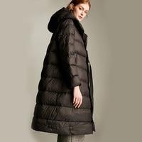 Winter Jacket Women Long Parka Thick Duck Down Coat Female 2018 Winter Coat Women Duck Down Feather Jackets Women's Winter Coats