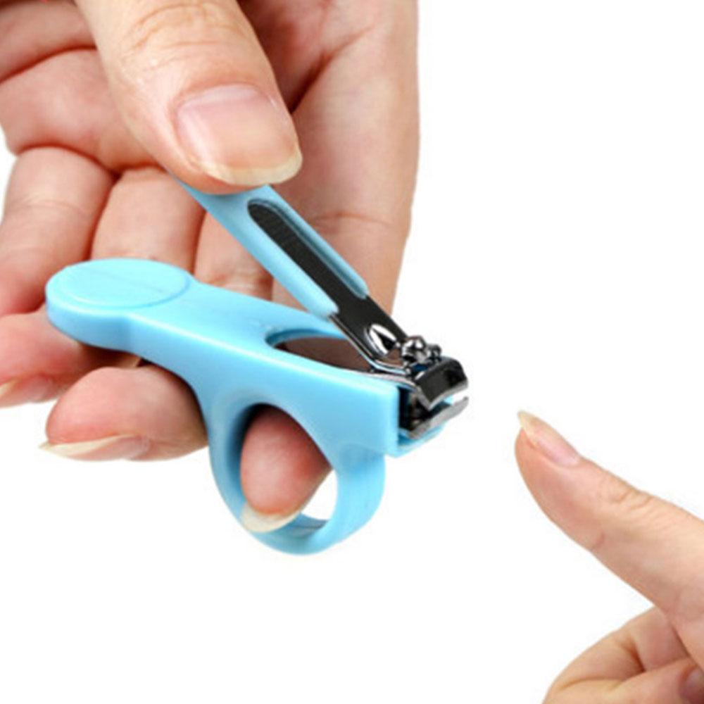 Kidsnails набор Babynailscissor резак для ногтей младенческой кусачки для ногтей Портативный Удобный безопасный полезные Nailscissorsset