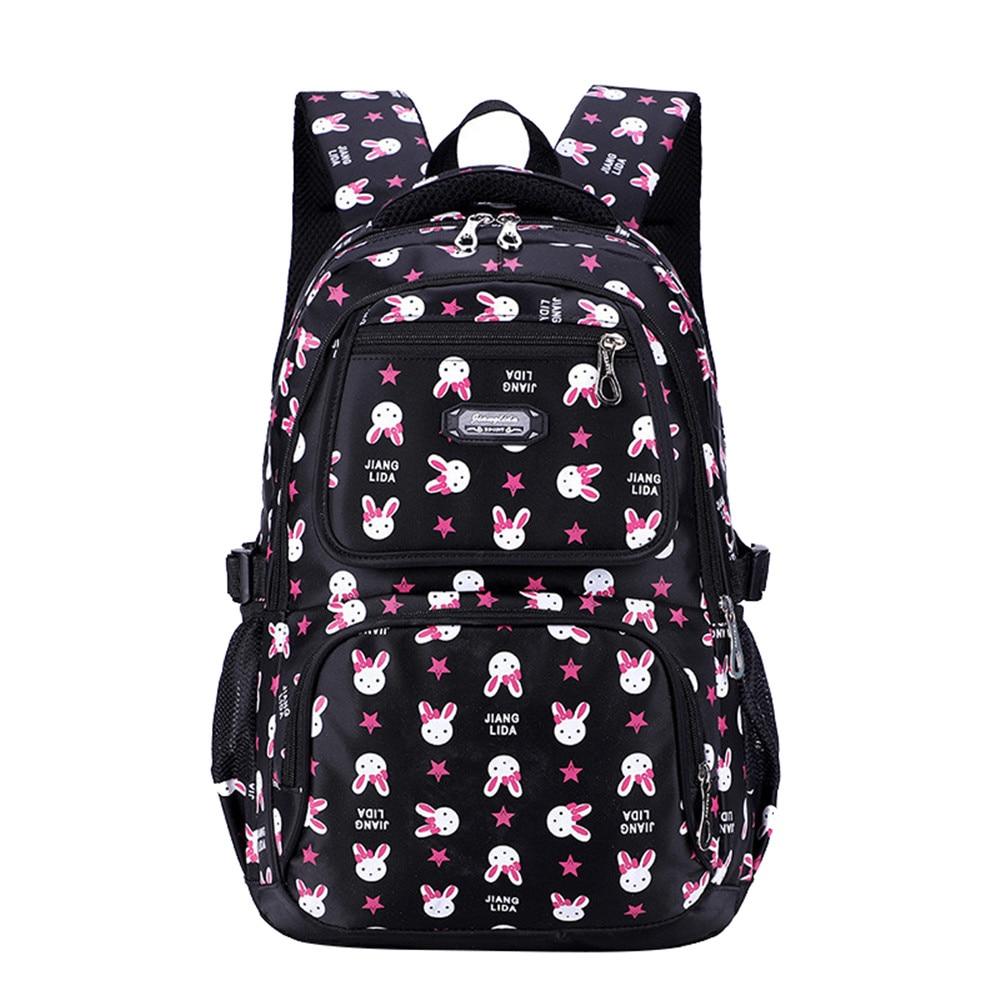 Kids Backpacks Lovely School Bags For Girls Primary School Student Satchel Mochila Children Printing Backpack Rucksack Schoolbag