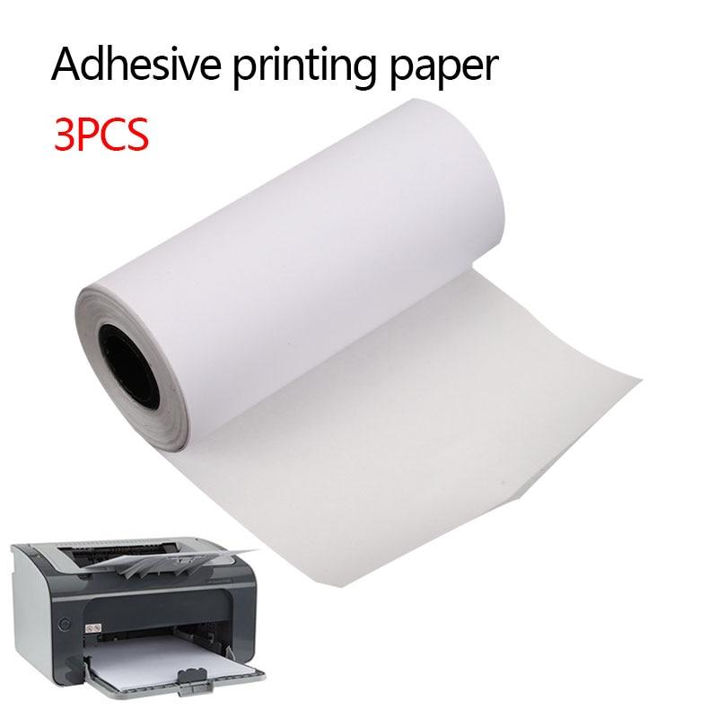 57x25mm Printing Sticking Paper for MEMOBIRD GT1 GO G3 Photo Printer Hot