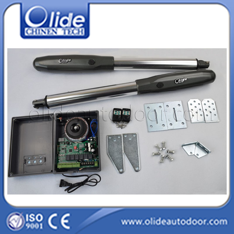 Swing gate opener operator DC motor, DC motor electric swing gate openers operator powerful swing door opener electric swing door operator