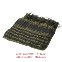 New Military Tactical Keffiyeh Arab Scarf Hunting Cycling Shawl Head Wrap Army Camo hot sale
