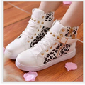 2017 Женская мода Холст Обувь Классический высокий стиль плоские туфли Дышащий Весна Осень шнуровке повседневная обувь Бесплатная Доставка