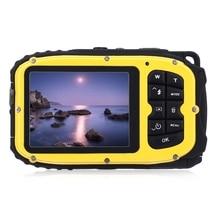 WCM11 10M Portable Digital Zoom Camera Waterproof Shockproof Freeze-proof Camera 16MP HD 8X TFT screen and CMOS sensor Camera