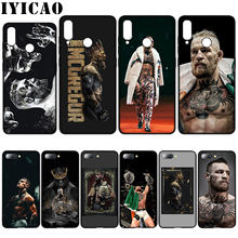 IYICAO Conor McGregor UFC High Quality Silicone Soft Case for Huawei Y7 Y6 Prime Y9 2018 Honor 8C 8X 8 9 10 Lite 6A 7C 7X 7A Pro(China)