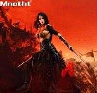 1/6 Custom Action Figure Roman Female Warrior Astoys AS01 With Head Sculpt Female Body Breastplate Boots Arrow Skirt Model m5