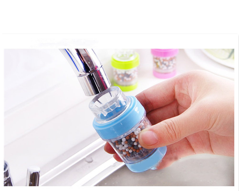 Household Mini Faucet Water Filter Mineral Stone Remove Harmful Elements Purifiaction Water Make Water Better DrinkingHousehold Mini Faucet Water Filter Mineral Stone Remove Harmful Elements Purifiaction Water Make Water Better Drinking