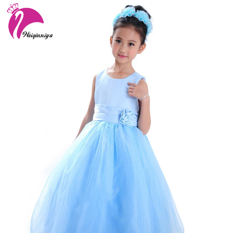 Buy 2017 Children Wedding Dress For Girls