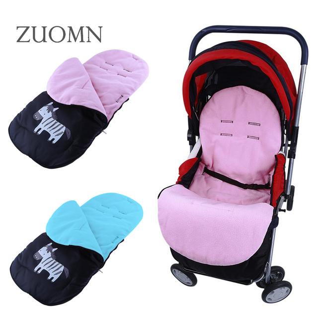 Winter Stroller sleepingbag Outdoor baby stroller footmuff  Newborn Baby Stroller Fleece Sleeping Bag winter Fleabag YL271