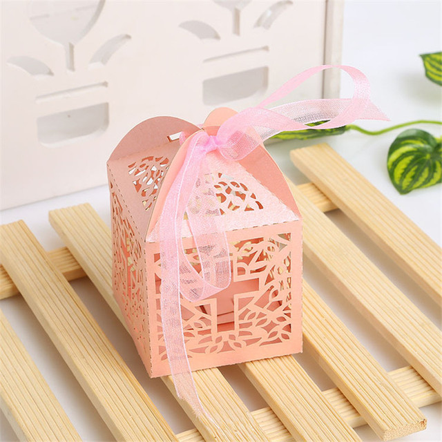 Set Christian Boxes with Ribbon