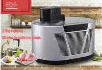 Home Full automatic 30 minutes mini ice cream machine household intelligent ice cream maker 800ML Capacity 135W Ice Cream Makers