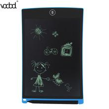 VODOOL 8 5 inch Electronic Notepad Graffiti Drawing ePaper Digital LCD eWriter Kits Photo Painting Tablet