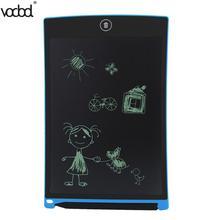 Получить скидку VODOOL 8,5 дюймов электронный блокнот граффити рисунок ePaper цифровой ЖК-дисплей eWriter Наборы фото картина планшета блокнот