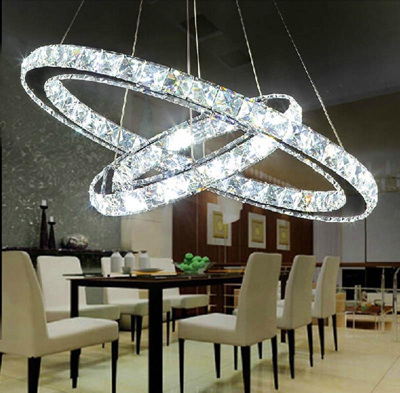 Room chandelier light bedroom dining room living room lighting fashion crystal lamp modern - Chandeliers for home ...