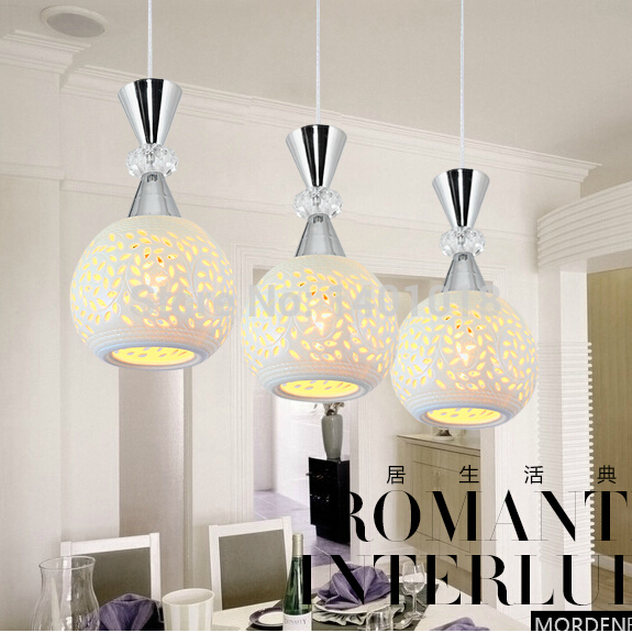 High quantity modern led pendant light ceramic AC110- 240V led lamps fixtures dinning luminaire restaurant kitchen home lighting  zg9048 pendant light ac 110 240v