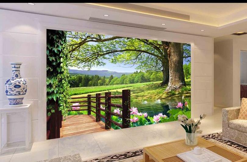 Pintar mural pared - Pintar mural en pared ...
