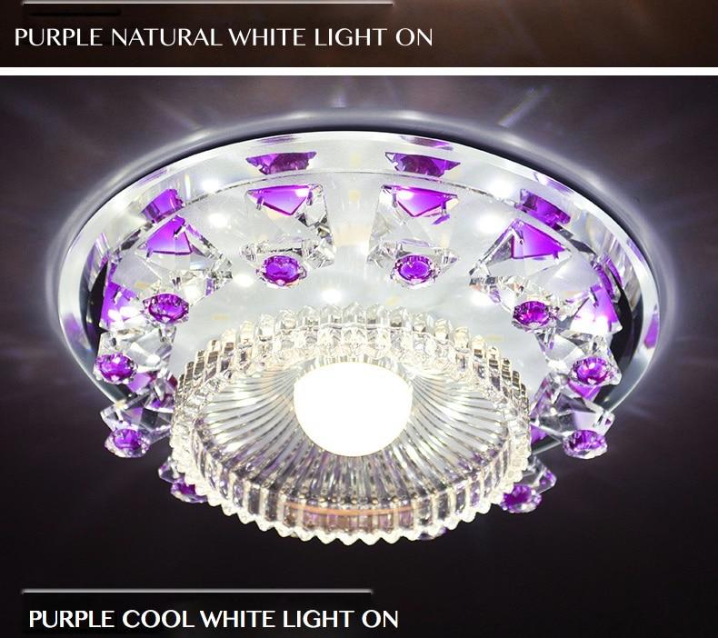 Moderna pantalla led luces de techo para la sala de estar de cristal descripcin del producto aloadofball Images