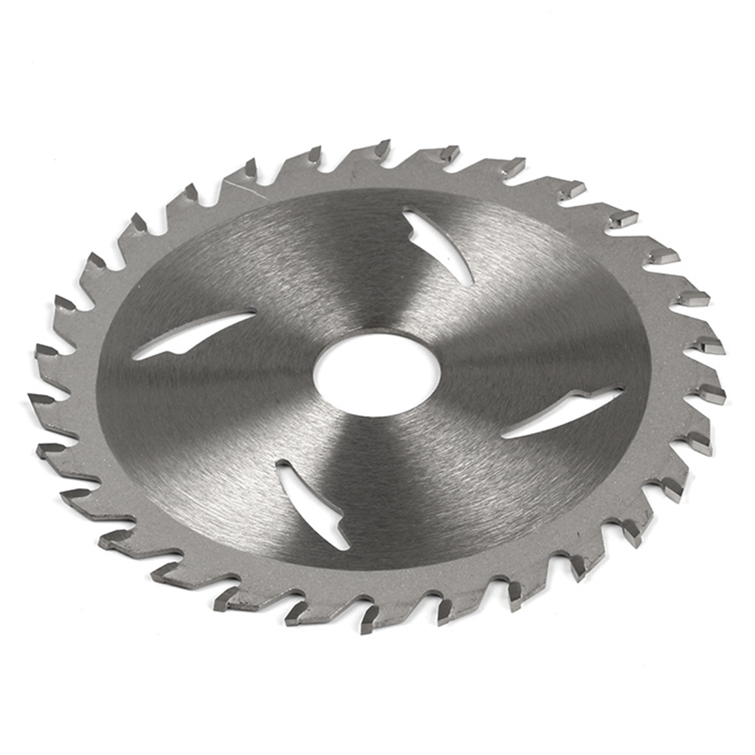 Circular Saw Saw Blade Cutting Piece 1PC 125/110mm*20mm 24T/30T/40T TCT Saw Blade Carbide Tipped For Decoration Wood Cutting