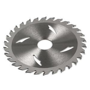Image 1 - Hoge 1 Pc 125/110 Mm * 20 Mm 24T/30T/40T Tct Saw blade Hardmetalen Hout Slijpschijf Voor Diy & Decoratie Algemeen Hout Snijden