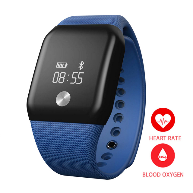 Fashion Men Smart Digital Bracelet Watch Rubber Wrist Watches 2017 Man Sport LED Healthy Watches relogio masculino