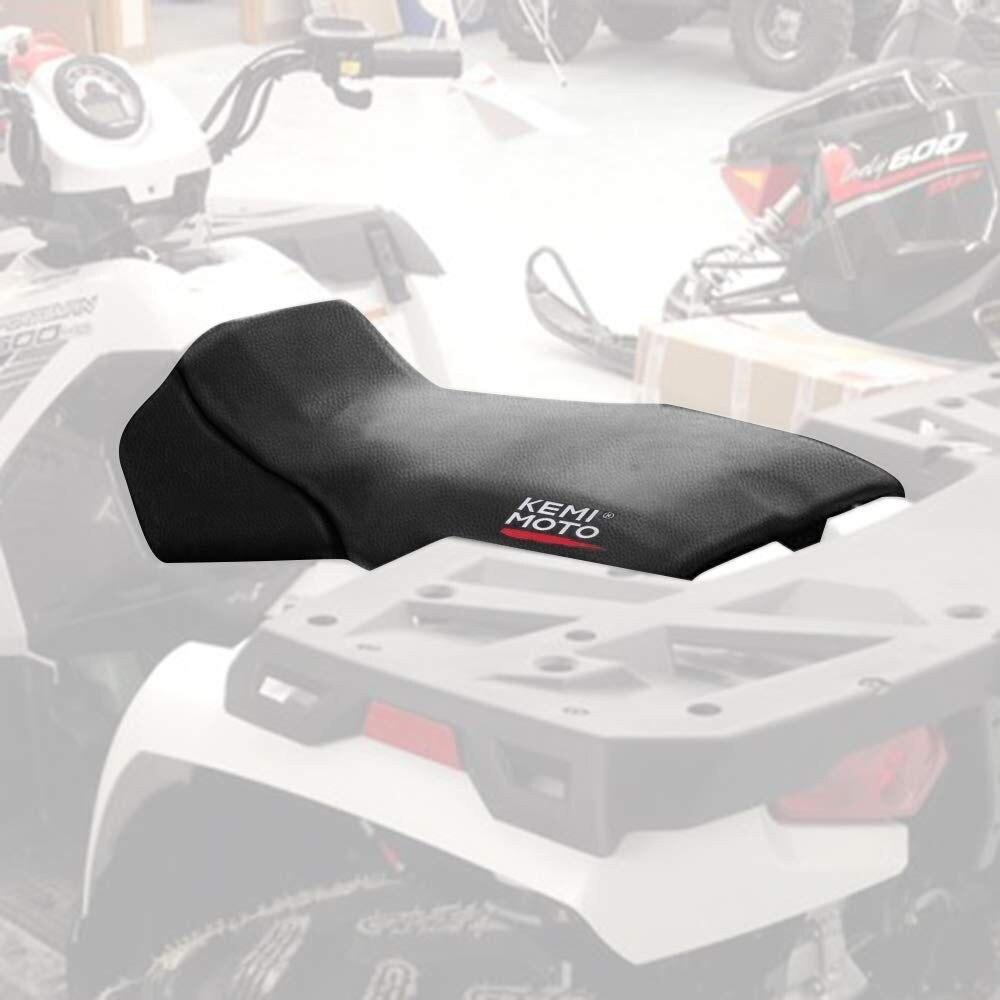 KEMIMOTO ATV Seat Cover Replacement For Polaris Sportsman 335 400 500 600 700 4X4 1996-2004 2001 2002 2003 1999