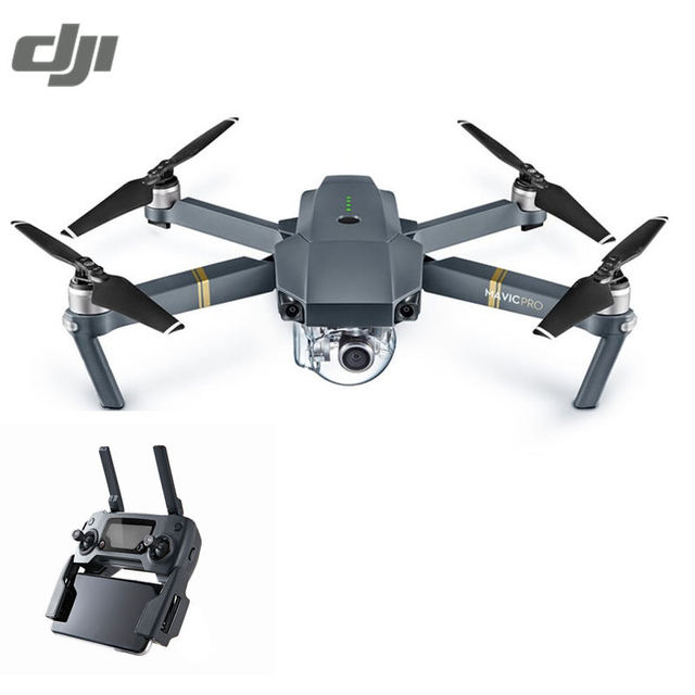 In Stock Dji Mavic Pro Ocusync Transmission Fpv With 3axis Gimbal 4k