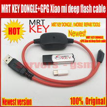 2018 Newest Original MRT KEY Dongle + for GPG xiao mi cable set(China)