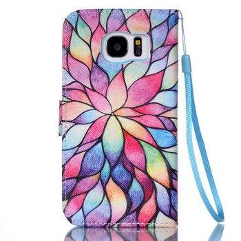 Biencaso Wallet Flip Case for Samsung Galaxy S3 mini i8190 S4 mini i9190 i9300 S5 mini S6 S7 Edge S8 S9 Plus Cover Fundas B21 1