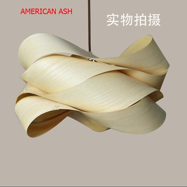 AMERICAN ASH pendant lamp