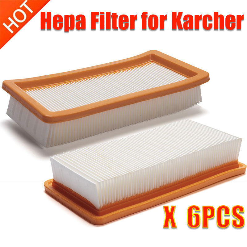 Karcher HEPA Filter For DS5500 DS6000 DS5600 DS5800 Fine Quality Vacuum Cleaner Parts Karcher 6.414-631.0 Hepa Filters