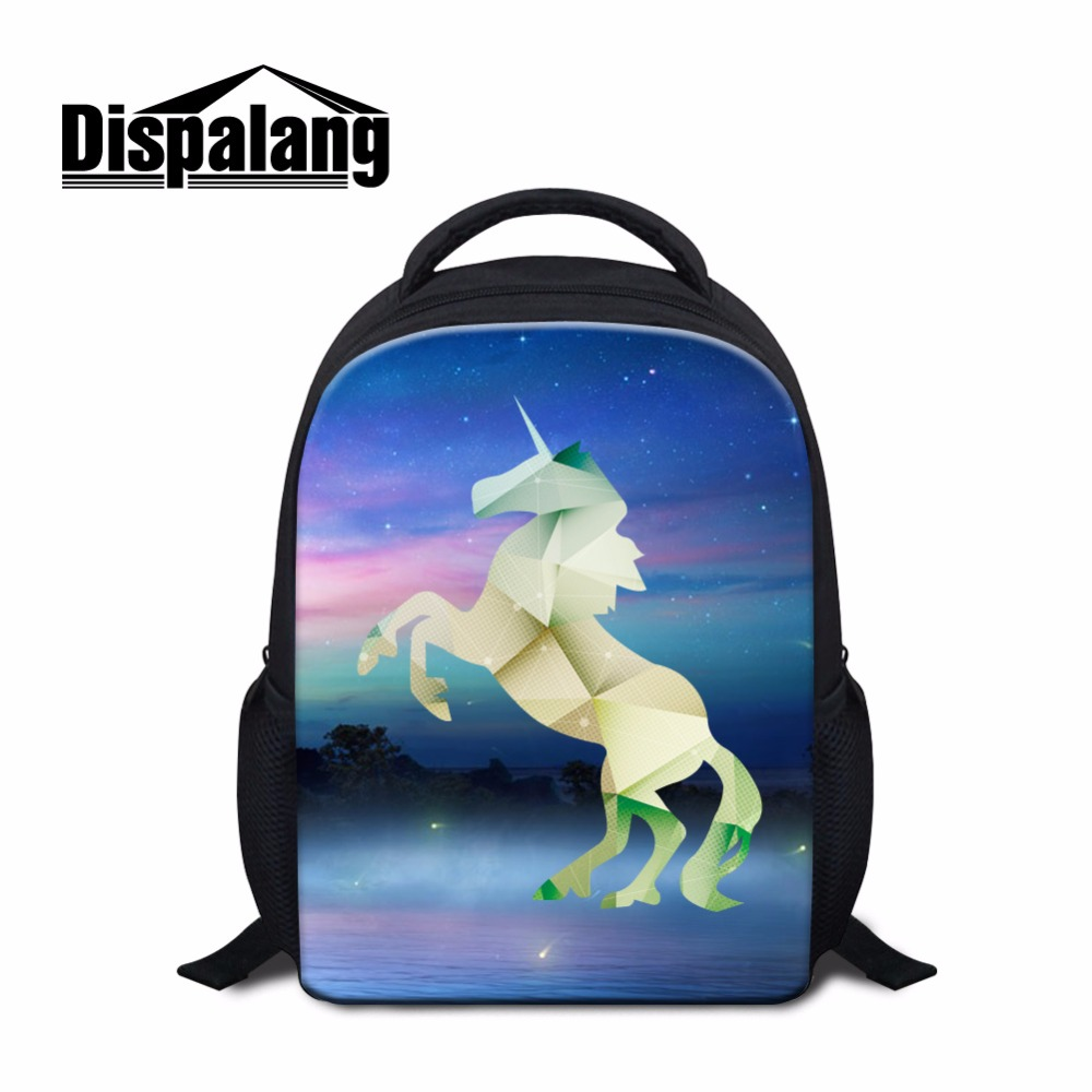 Dispalang Cool Backpack for Kids Cute Unicorn Printing School Bag for  Little Girls Preschooler Bookbags Animal Design Rucksacks. Price  d410ede9abefe