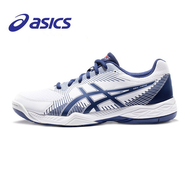 114d476d45 Genuine Asics GEL TASK professional volleyball shoes men sports shoes Mens  Volleyball Shoes B704Y