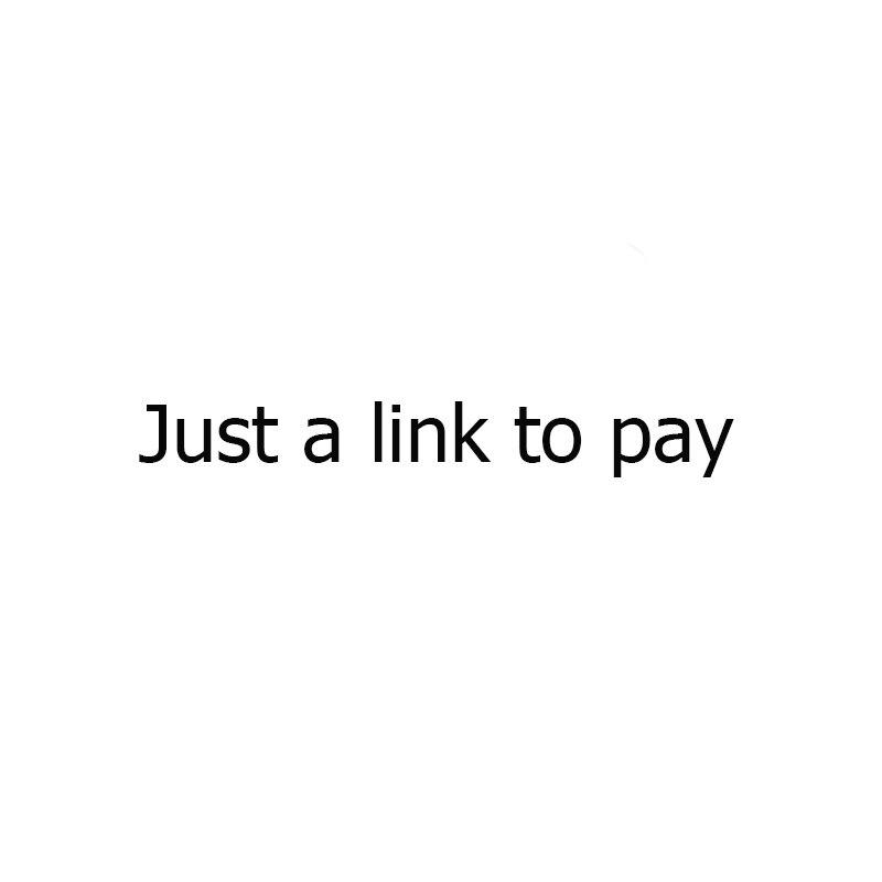 Solo un link per pagare il costo di consegna O Su Misura ProductNo le merci si prega di non fare qualsiasi ordine in questo link