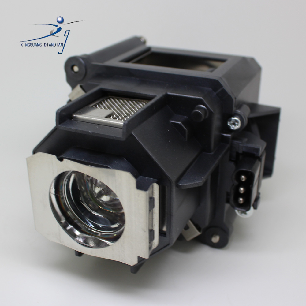 Projector lamp ELPLP47 for Epson EB-G5150 with housing aliexpress hot sell elplp76 v13h010l76 projector lamp with housing eb g6350 eb g6450wu eb g6550wu eb g6650wu eb g6750 etc