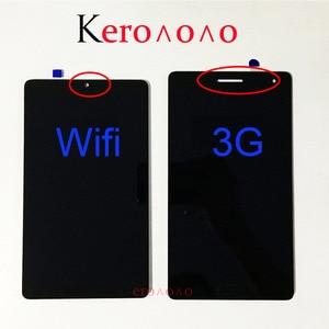Image 2 - Original LCD with touch screen 7inch for Huawei Mediapad T3 7.0 3g or wifi BG2 W09 BG2 U01 BG2 U03 Display