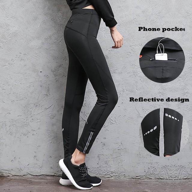 sport legging with phone pocket