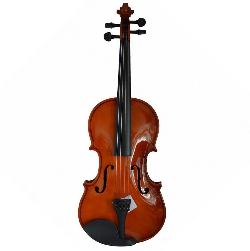1/4 1/2 3/4 4/4 Violin Send Violin Case, Rosin Direct Marketing ,The Student  Practices To Use The Violin
