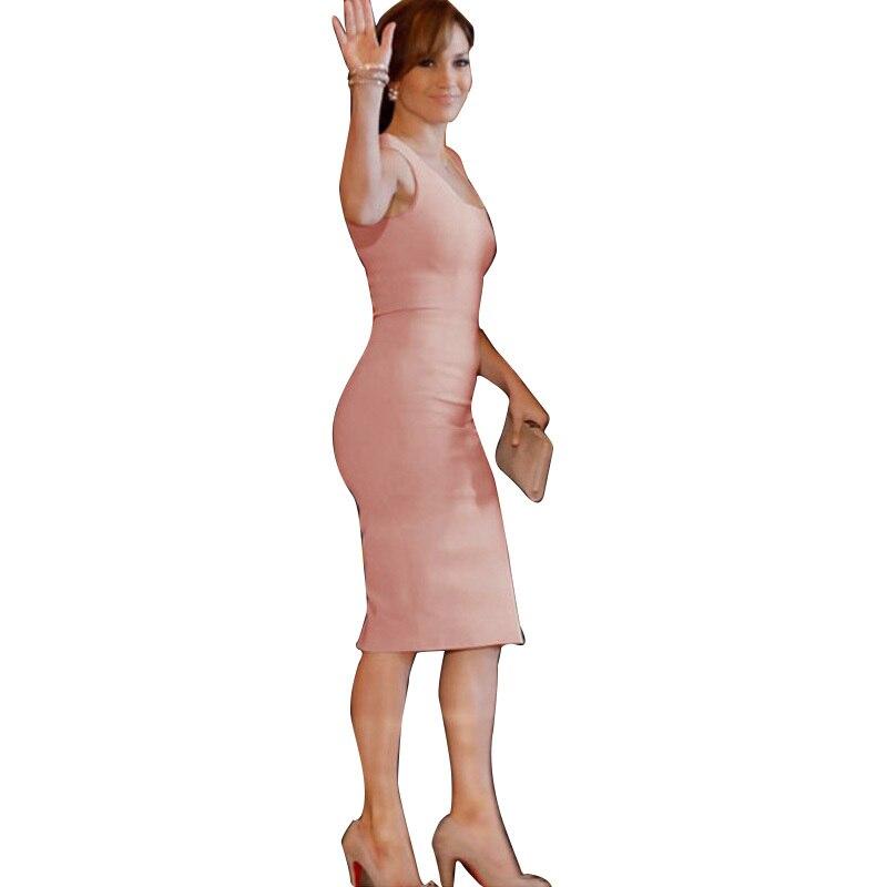 4b761f1fde0 New Women Elegant Summer Sleeveless Square Collar Back Full Zipper ...